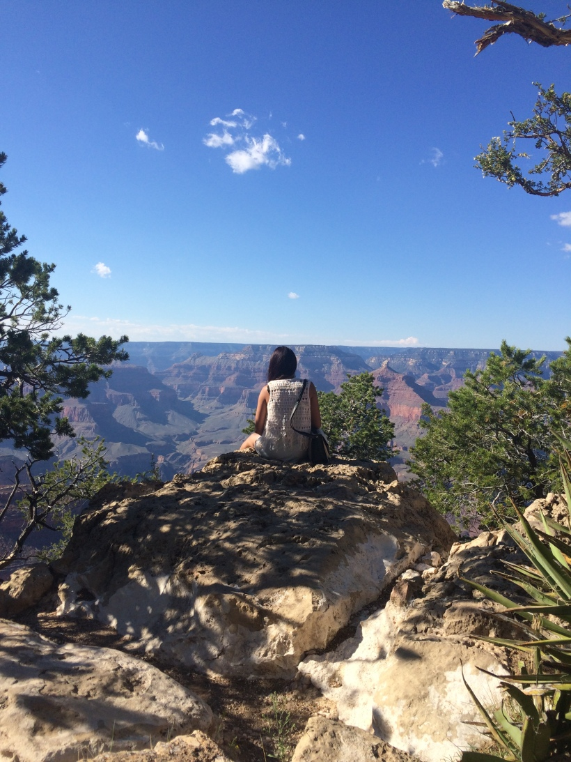 Reflecting on Life at the Grand Canyon