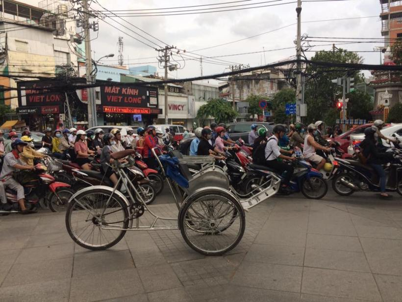 ho chi minh traffic