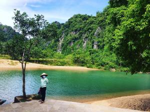 Phong Nha Chay River