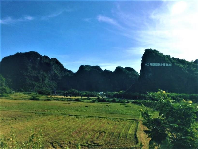 Phong Nha mountains