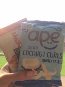 Ape Coconut curls