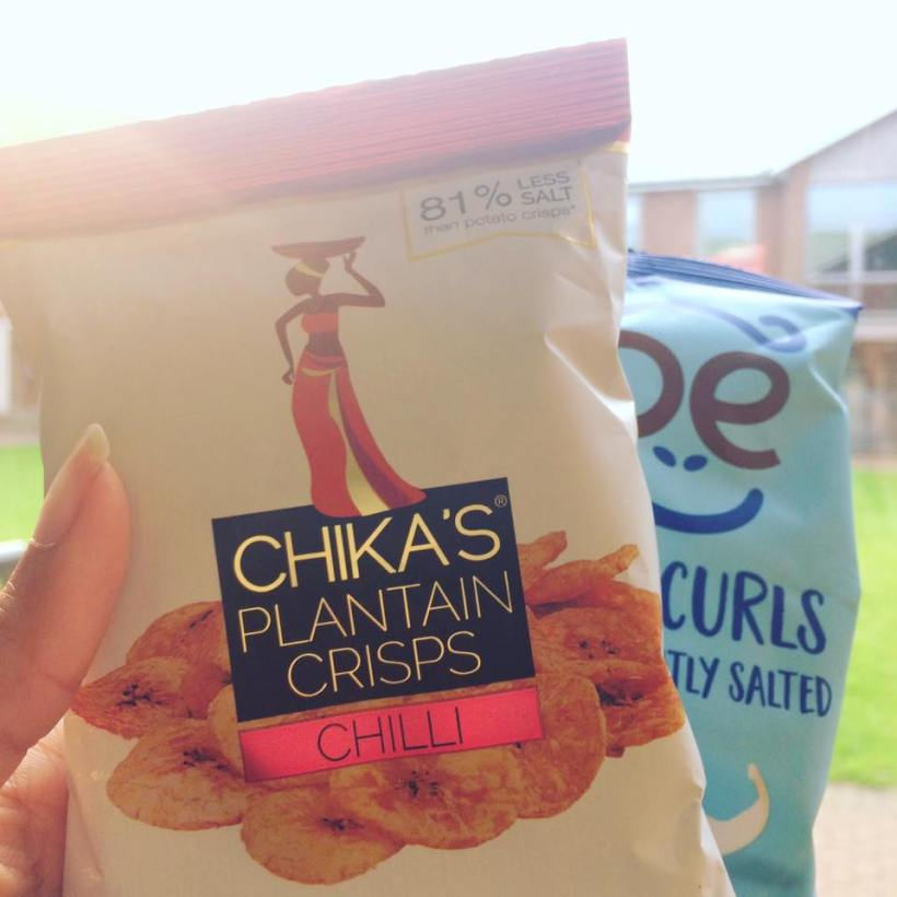 Chikas Plantain Chips