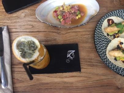 Peekaboo - Tuna & Avocado Ceviche