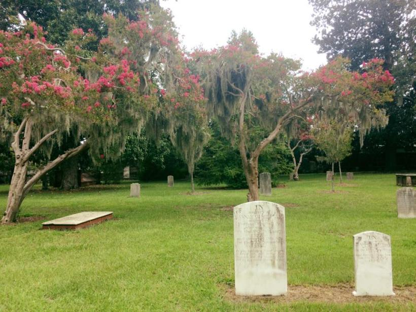 Cemetery, Savannah