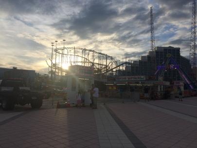 Fair by Daytona Beach