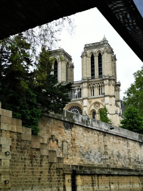 Not all is lost of the Notre-Dame since the fire