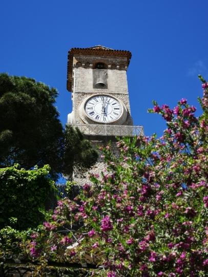Clock Tower of Notre-Dame de l'Esperance