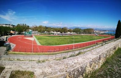 Stade du fort carré