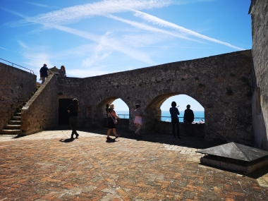 Fort Carré, Antibes