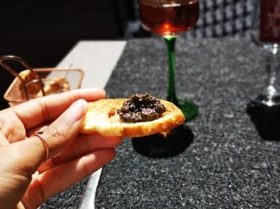 Truffle Paste, Le Tire-Bouchon, Antibes